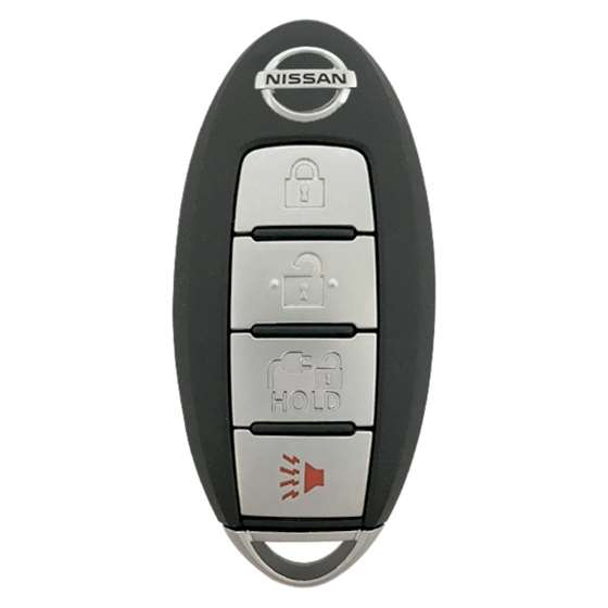 Smart Key Remote with Lock/Unlock/Electric/Panic