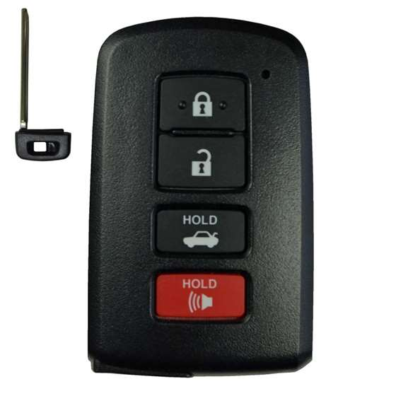 89904-06140 HYQ14FBA Toyota Smart Key