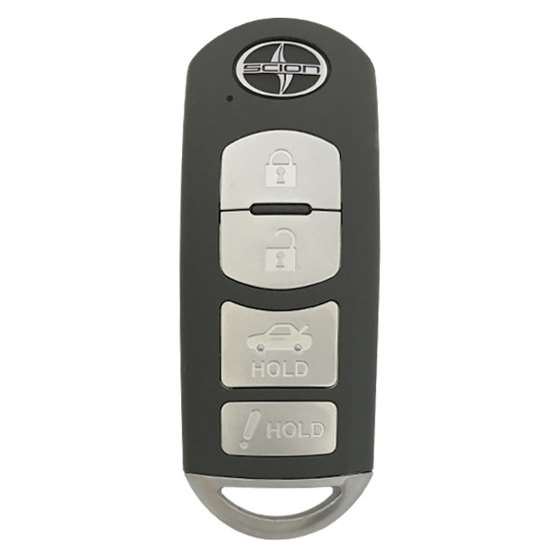 Smart Key Remote with Lock/Unlock/Trunk/Panic