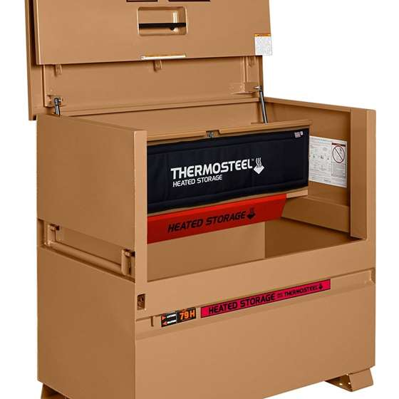 MODEL 79-H STORAGEMASTER® PIANO BOX WITH THERMOSTEEL