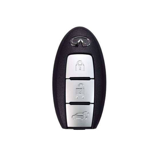 Smart Key Remote with Lock/Unlock/Trunk