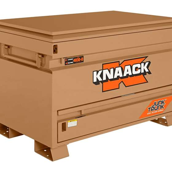 MODEL 4830-D JOBMASTER CHEST WITH JUNK TRUNK