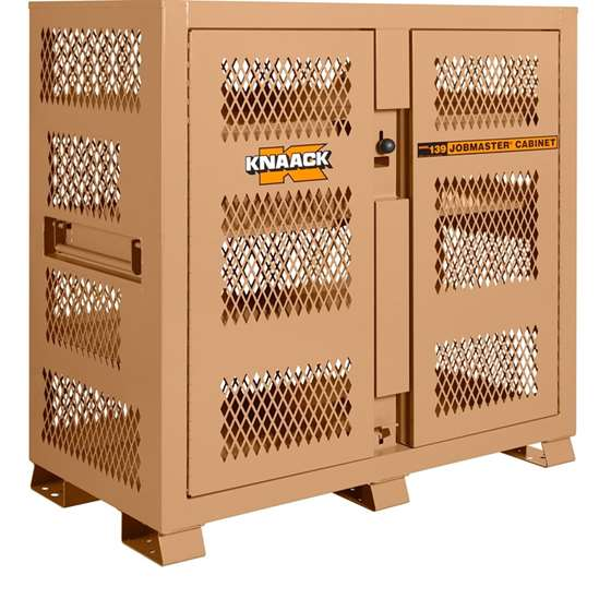 MODEL 139-MT TOOL KAGE CABINET